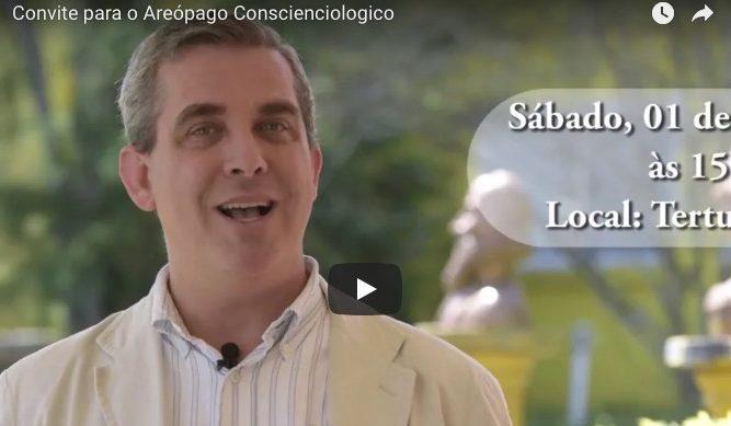 Participe Do Primeiro Areópago Conscienciológico