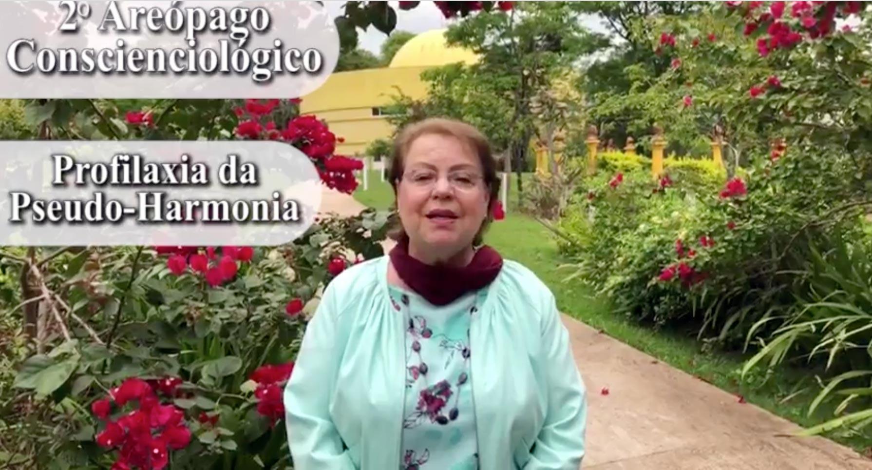 Convite Areópago Conscienciológico: Profa. Málu Balona